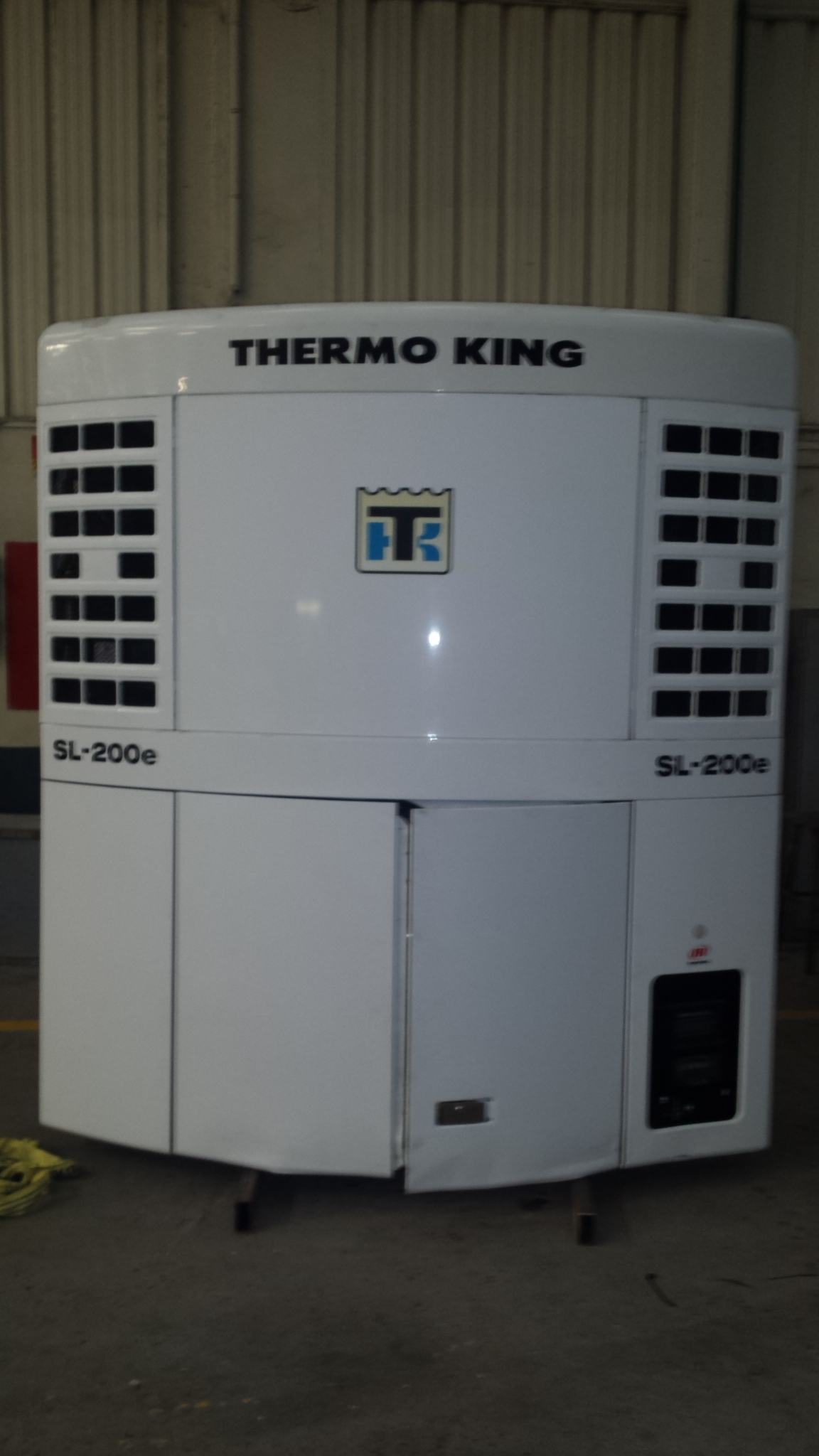 groupe thermoking